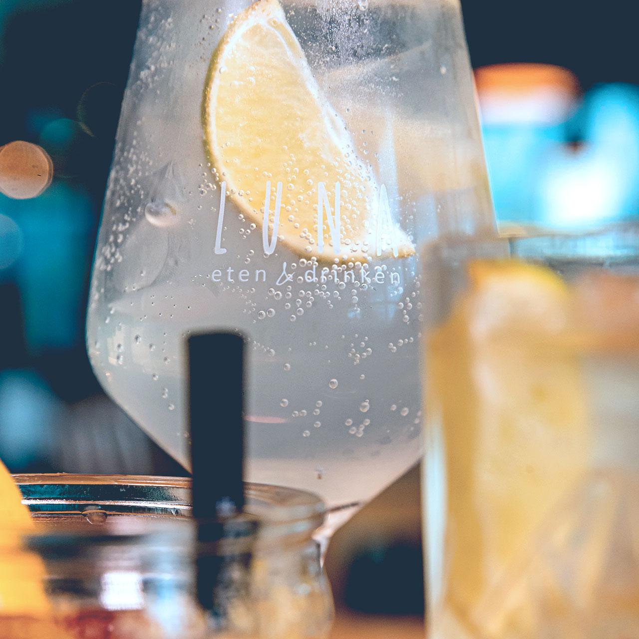 Drankjes en Uitgaan in Stein, uiteten bij LUNA