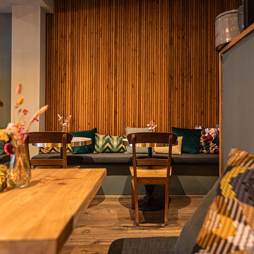 LUNA Eten en Drinken, Restaurant in Sittard